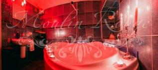 Интерьер массажного салона — Moulin Rouge